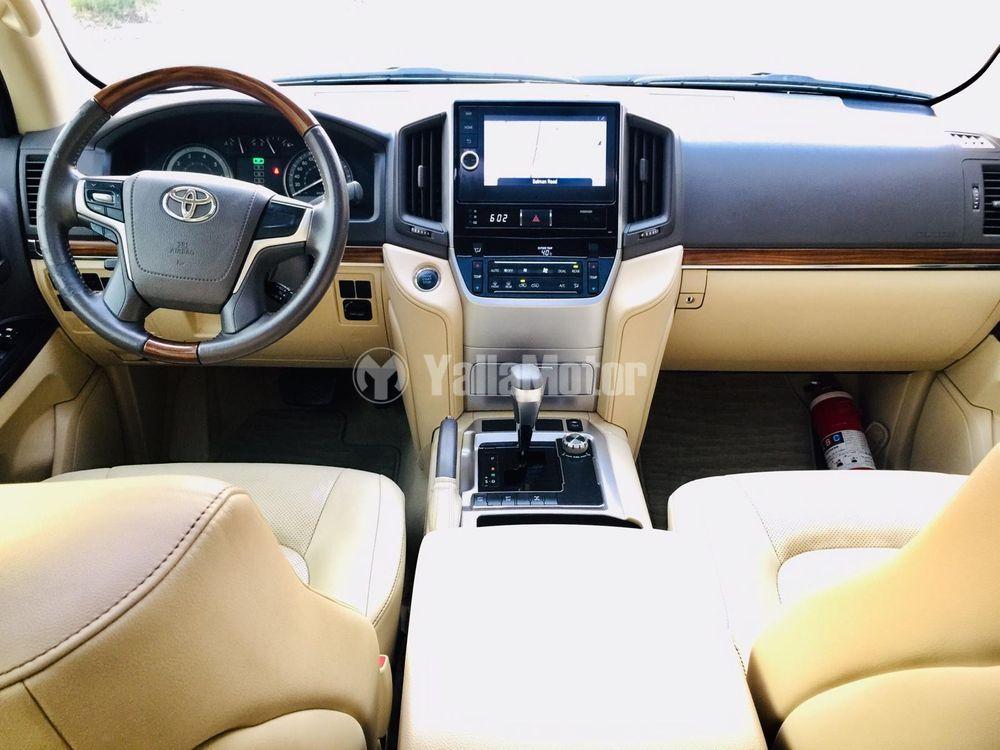 Used Toyota Land Cruiser 4.6L GXR 2016