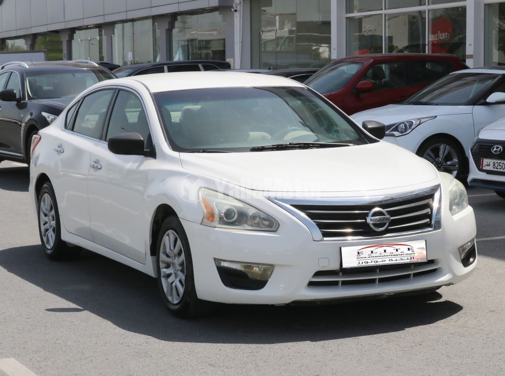 Used Nissan Altima 2.5 S 2013