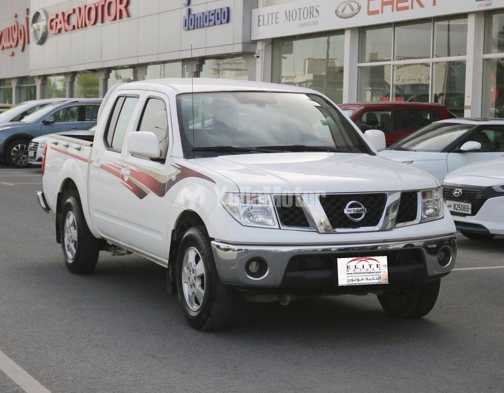Used Nissan Navara 2016