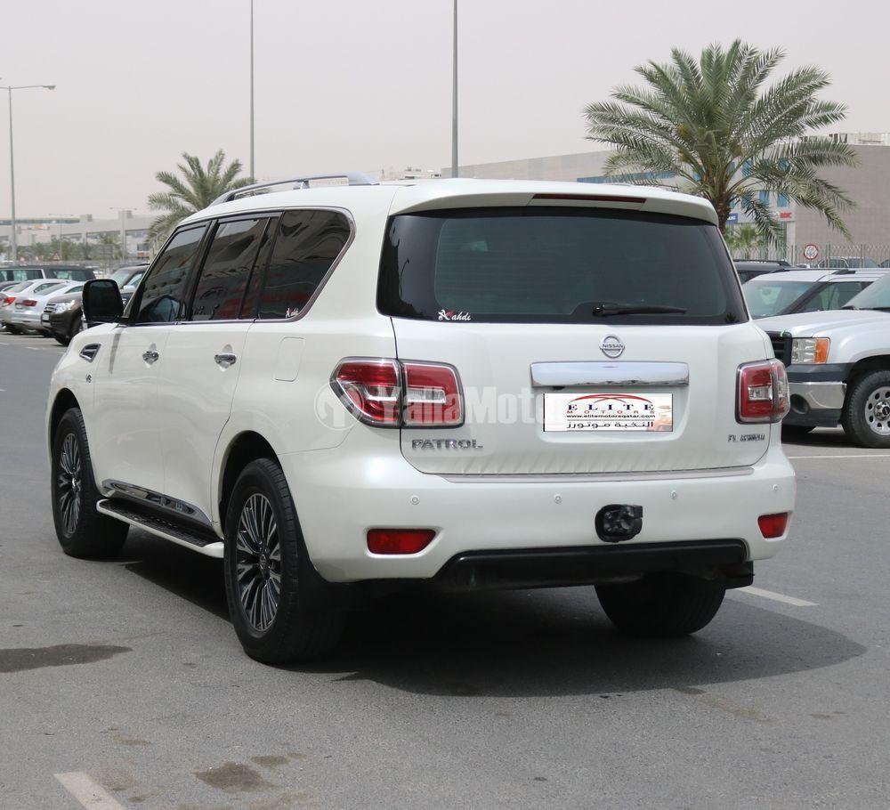 Used Nissan Patrol 5.6L SE Platinum 2014