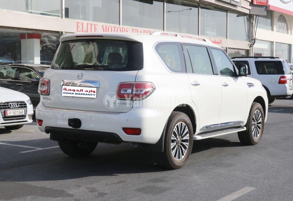 New Nissan Patrol SE Platinum 2019