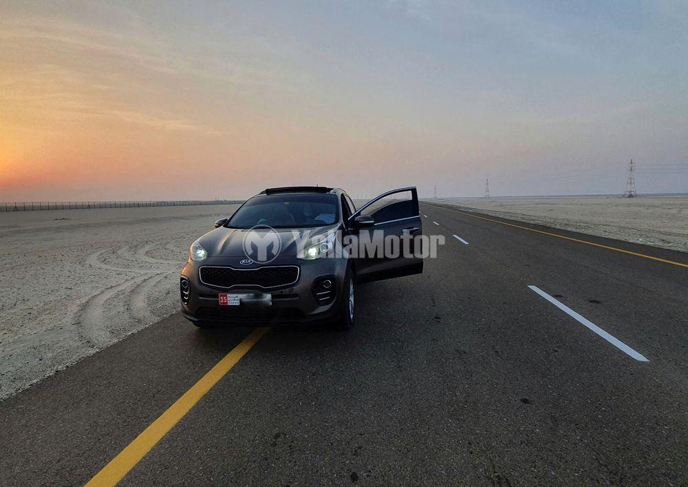Used Kia Sportage 1.6L Standard 2018