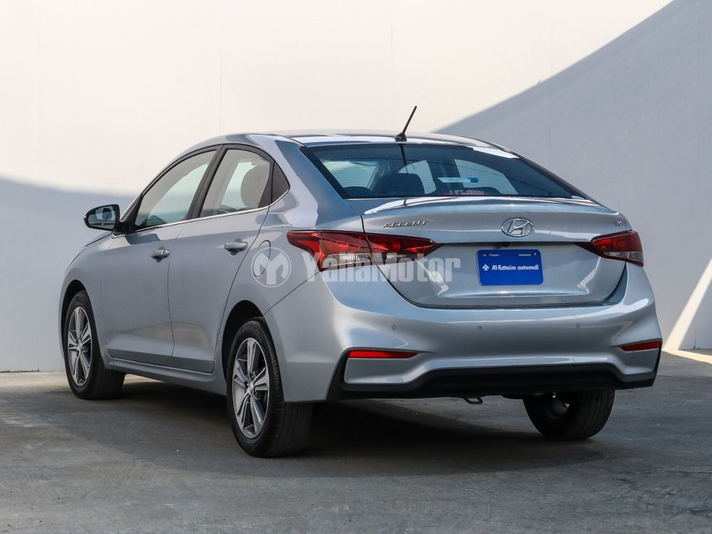 Used Hyundai Accent 2020