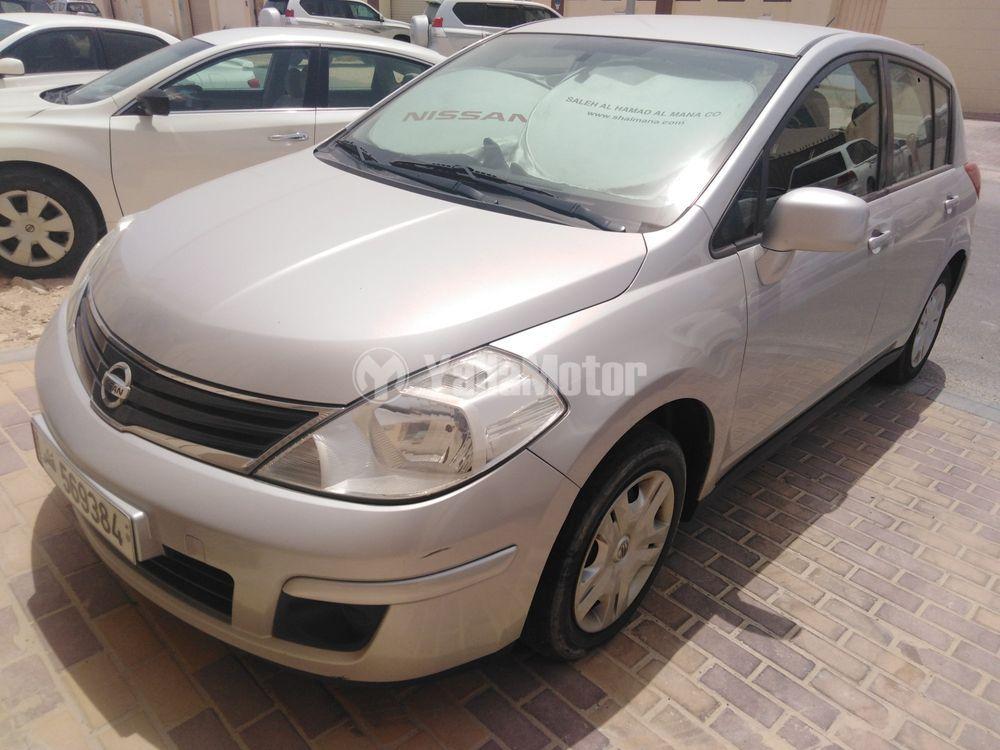 Used Nissan Tiida 1.8L S 2013