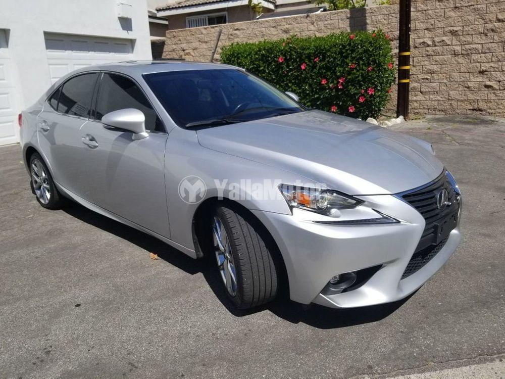 Used Lexus IS-Series 2016