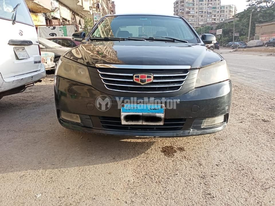 Used Gely Emgrand 7 1.5L GLS M/T 2015
