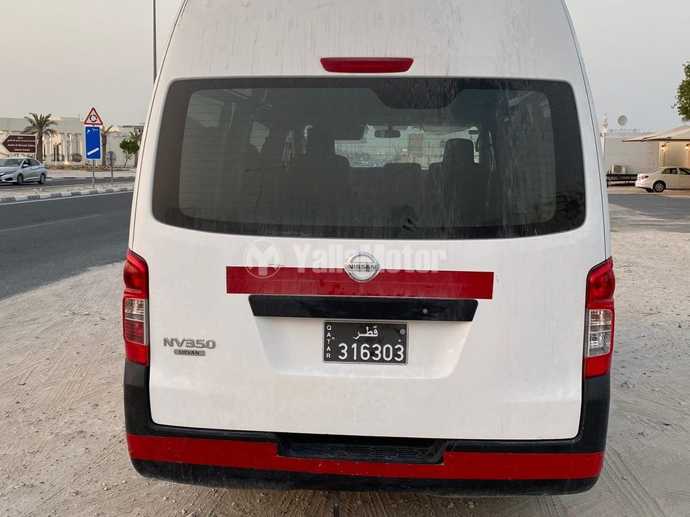 Used Nisan Urvan 3-Seater Manual (4-Dor) 2018