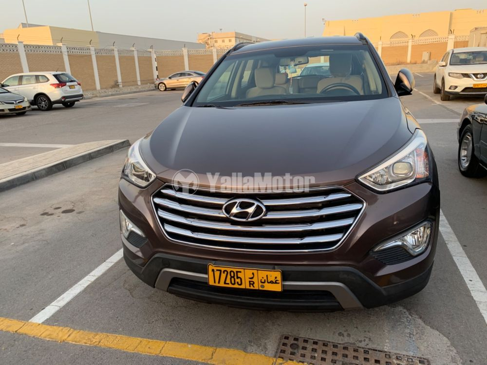 Used Hyundai Grand Santa Fe 3.3L FWD 2014