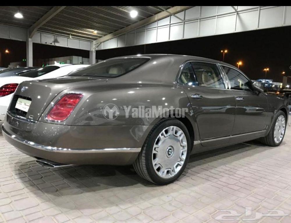 Used Bentley Mulsane 6.75L V8 Extended Whelbase 2014
