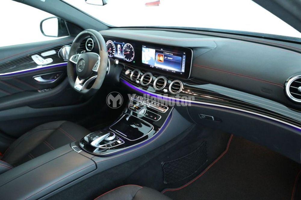Used Mercedes-Benz E-Class 2018