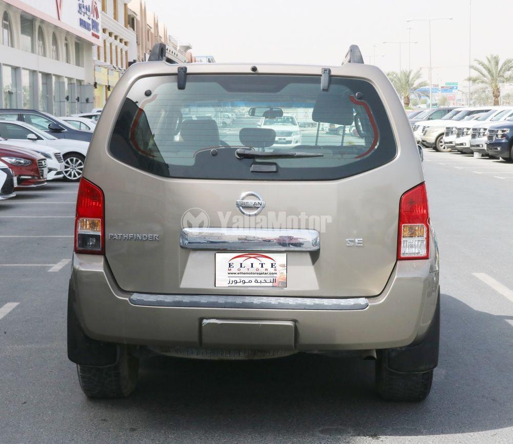 Used Nisan Pathfinder SE 2007