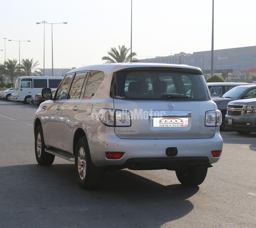 Used Nissan Patrol 5.6L SE 2013