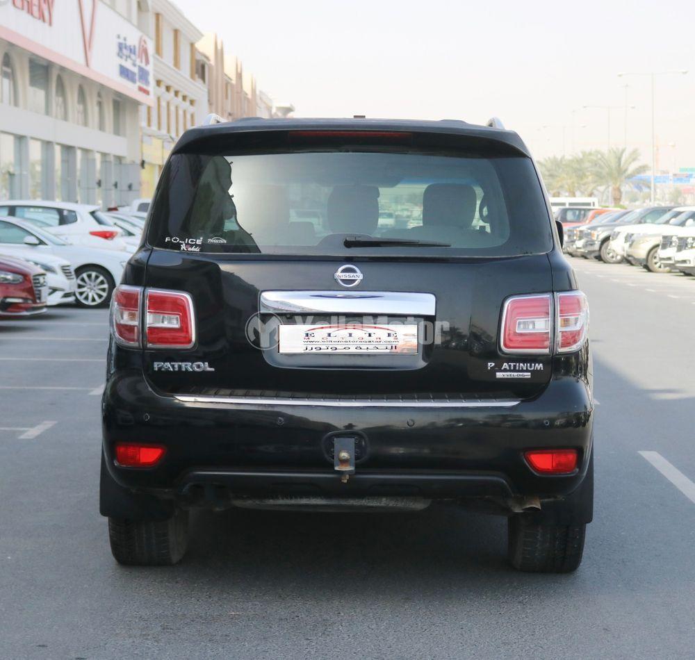 Used Nisan Patrol 5.6L SE Platinum 2010