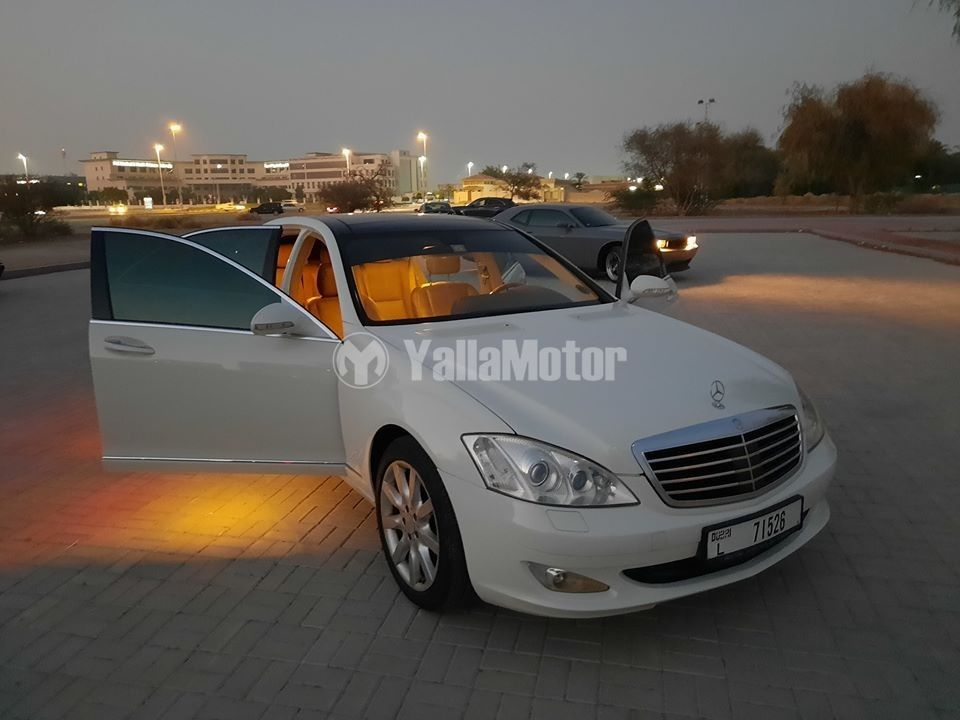 Used Mercedes-Benz S-Clas S 350 2009