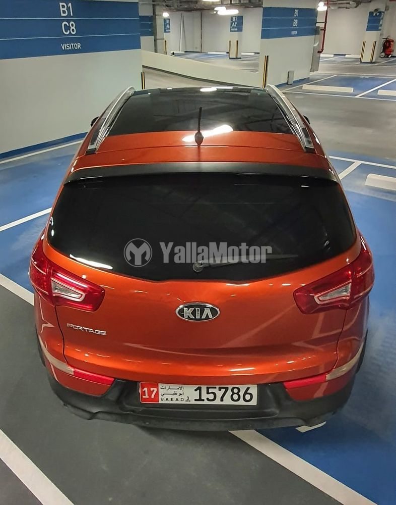 Used Kia Sportage 2.4L GDI LX (AWD)  2013
