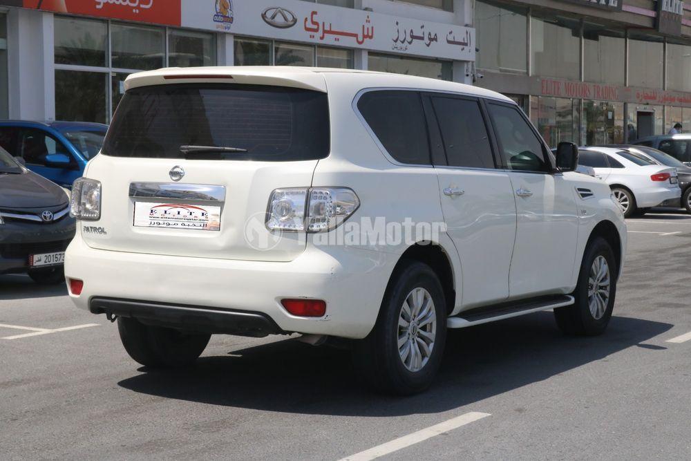 Used Nissan Patrol 4.0L XE  2016