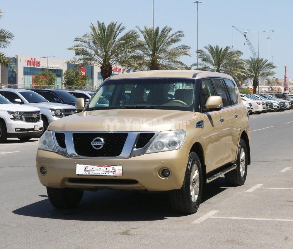 Used Nisan Patrol 5.6L LE 2010