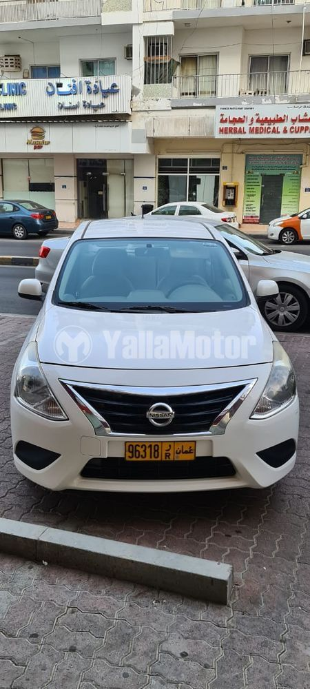 Used Nissan Sunny 1.5L S 2015