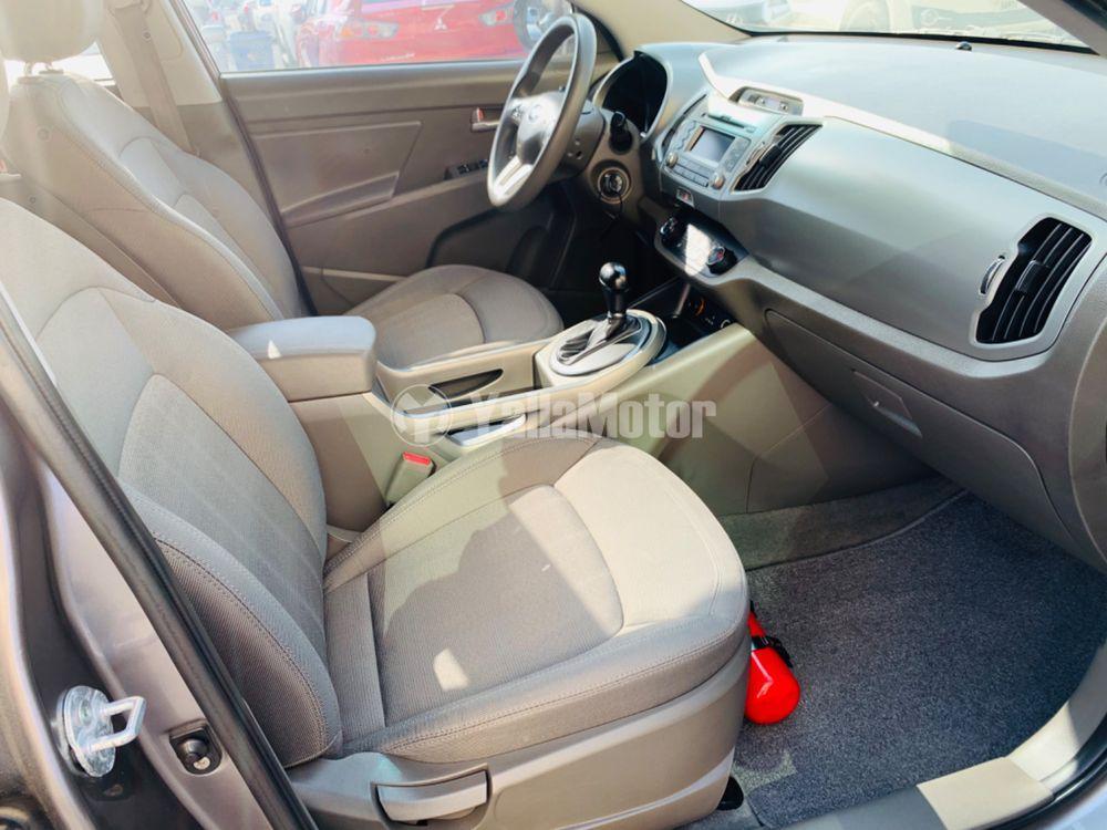 كيا سبورتاج 2.0L MPI LX AWD 2013 مستعملة