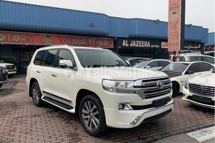 Used Toyota Land Cruiser 4.6 VXR 2016