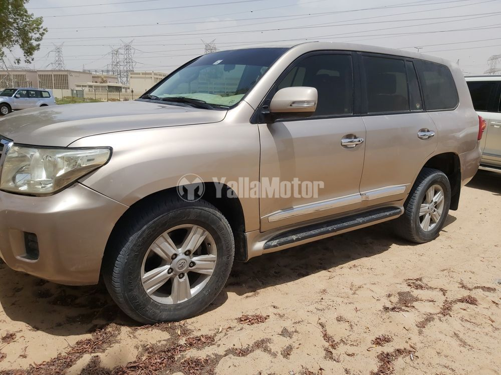 Used Toyota Land Cruiser 4.0 GXR 2013