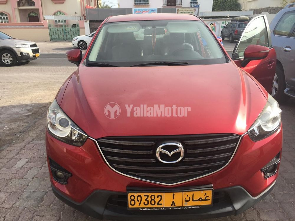 New Mazda CX-5 2.5L Ful Option (AWD) 2016