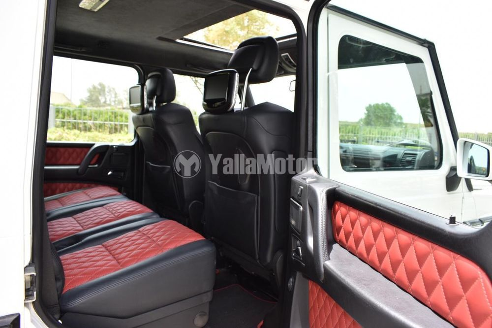 Used Mercedes-Benz G 63 AMG 2014