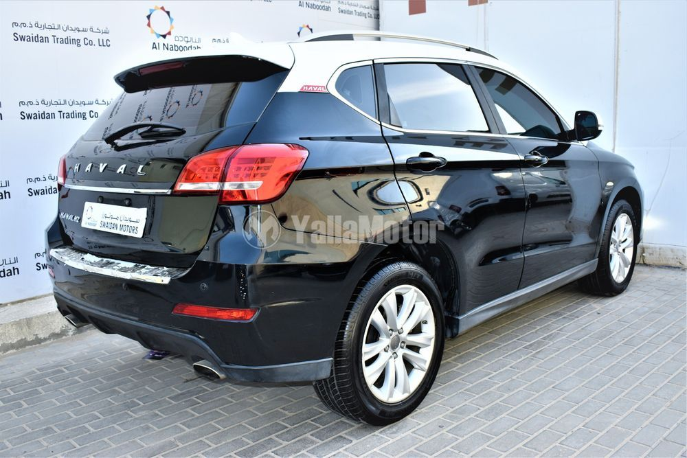 Used Haval H2 1.5L Dignity 2016