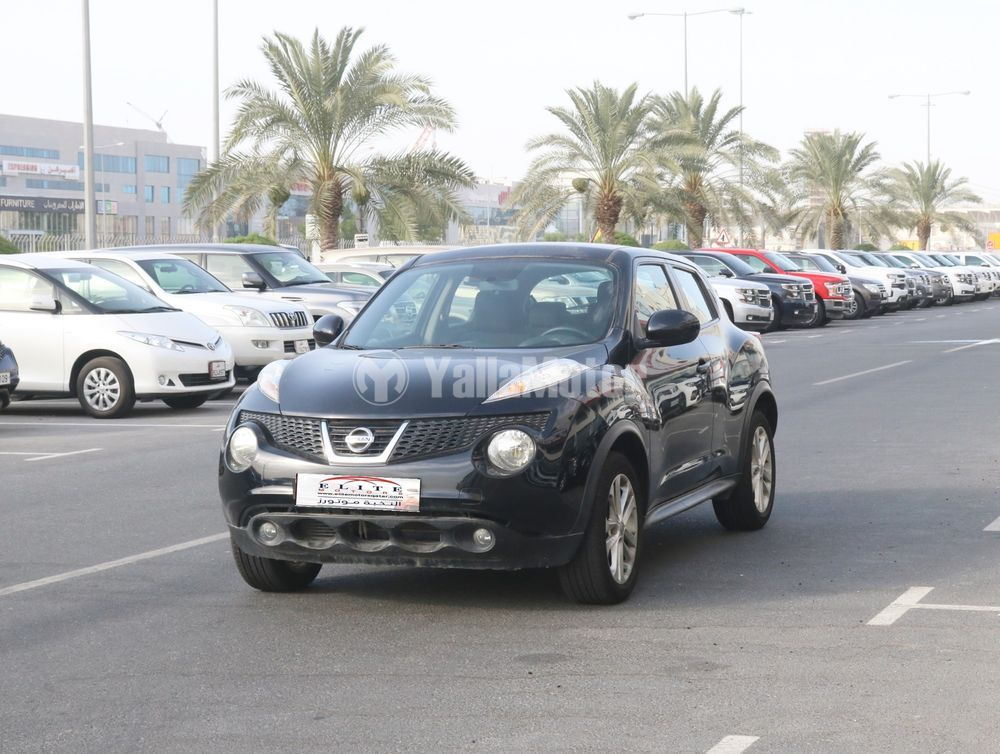 Used Nissan Juke 2014