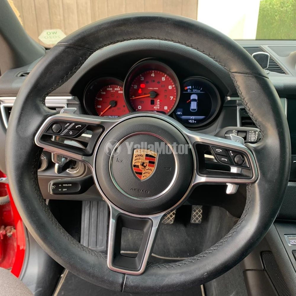 Used Porsche Macan 2.0T Base 2018