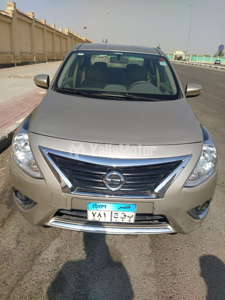 Used Nisan Suny 1.6L S A/T 2017