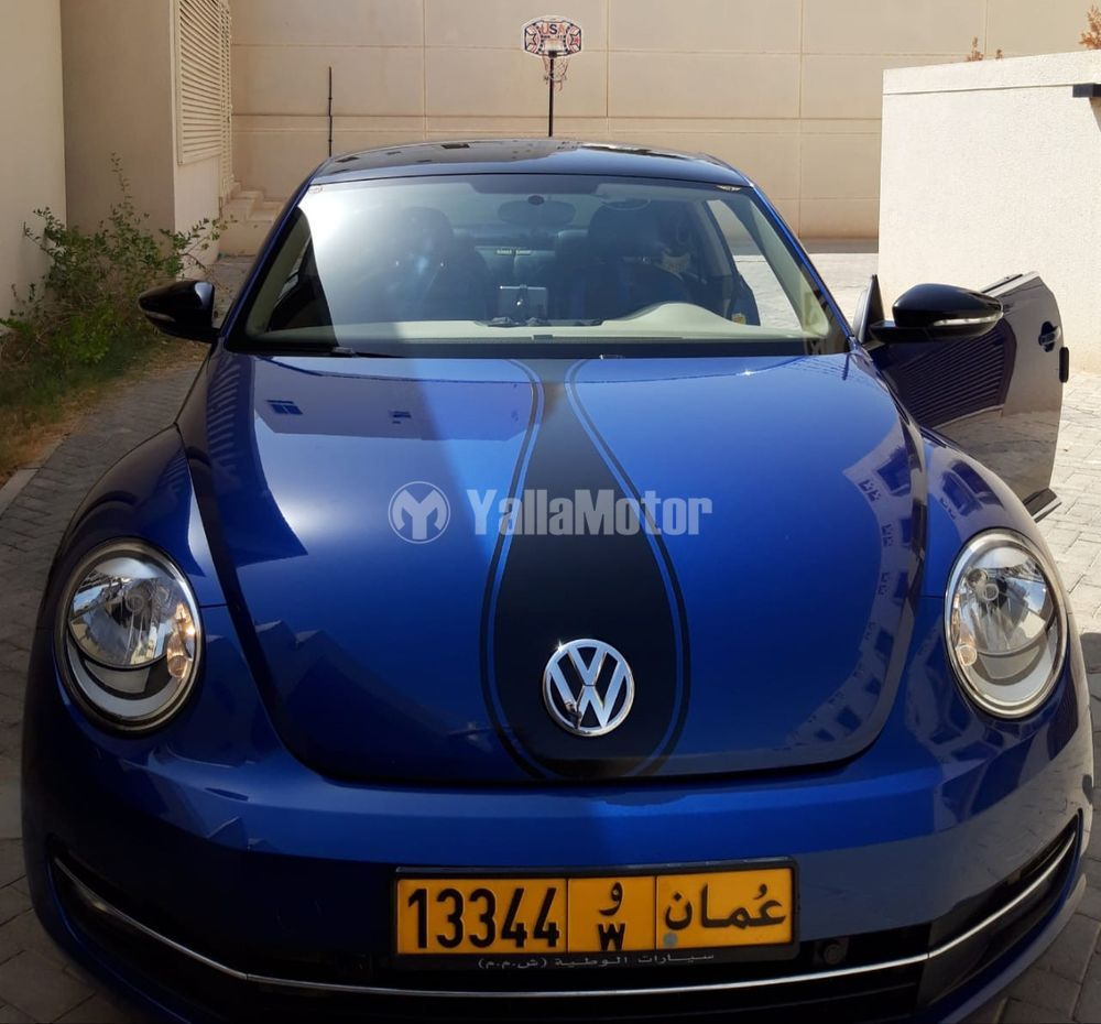 Used Volkswagen Beetle Turbo 2014