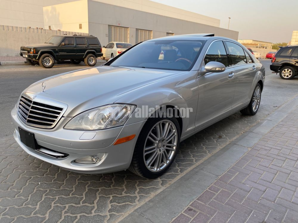 Used Mercedes-Benz S-Class S550 2009