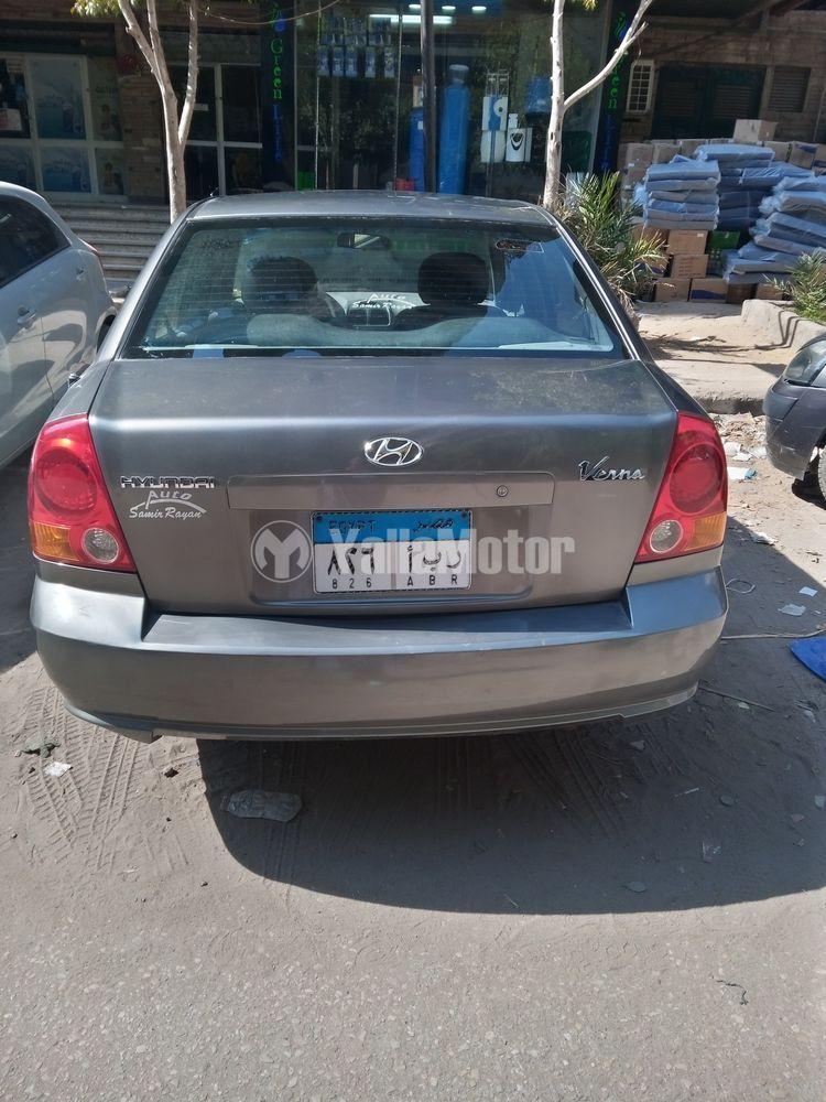 New Hyundai Verna 2016