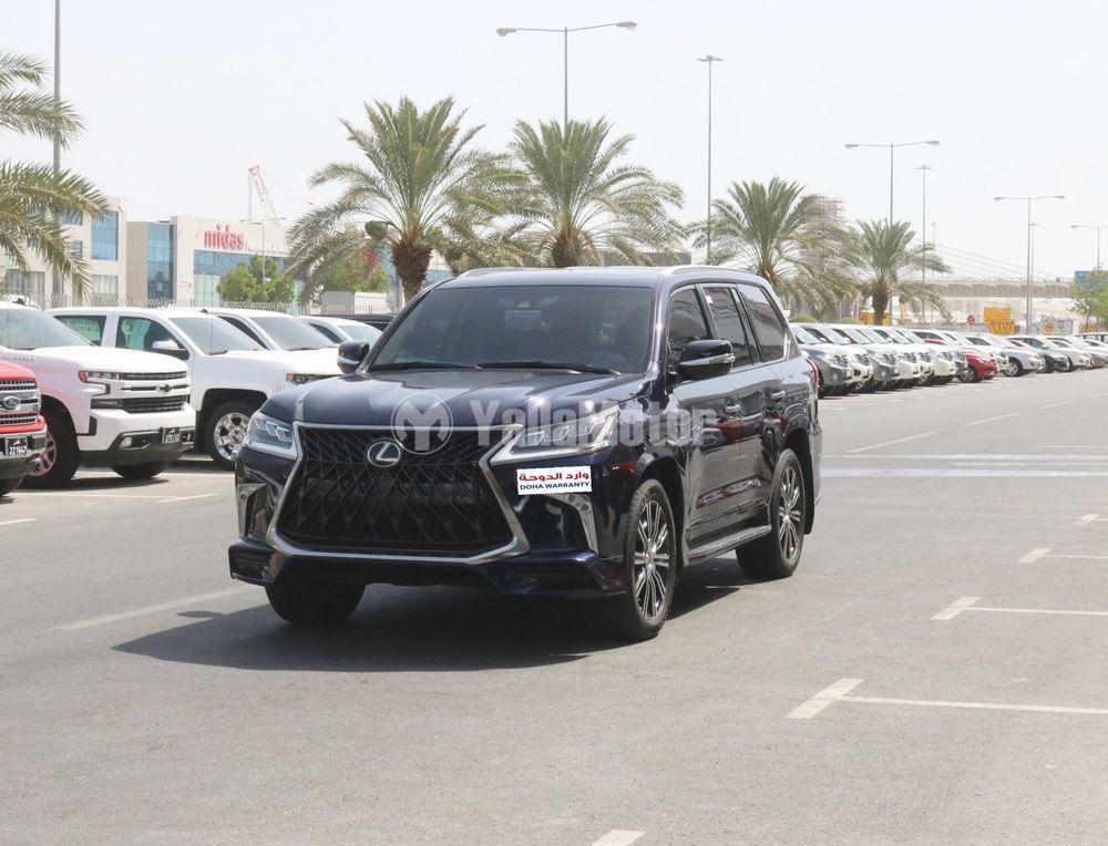 Used Lexus LX 570 S 2019