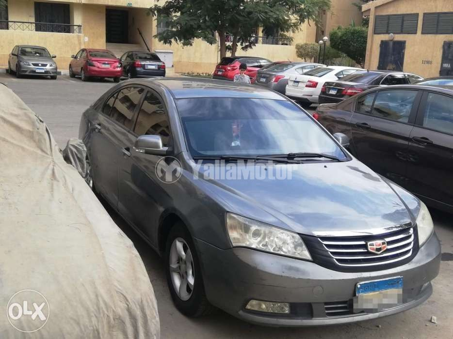 Used Gely Emgrand 7 1.5L GLS M/T 2013