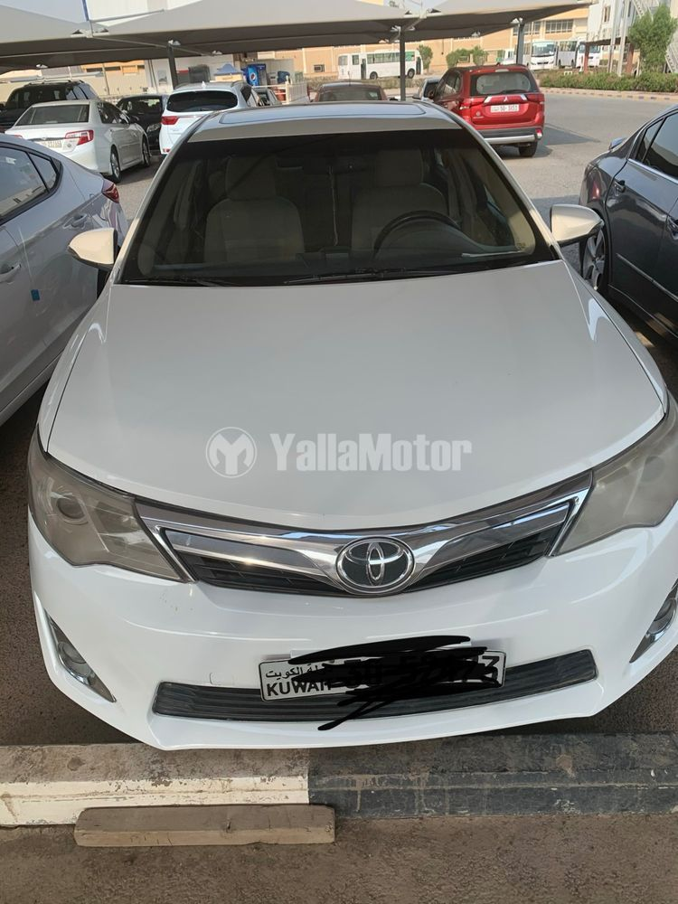 Used Toyota Camry 2.5L GLX 2015