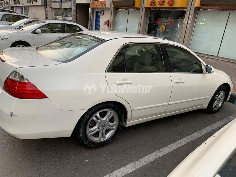 Used Honda Accord 2007