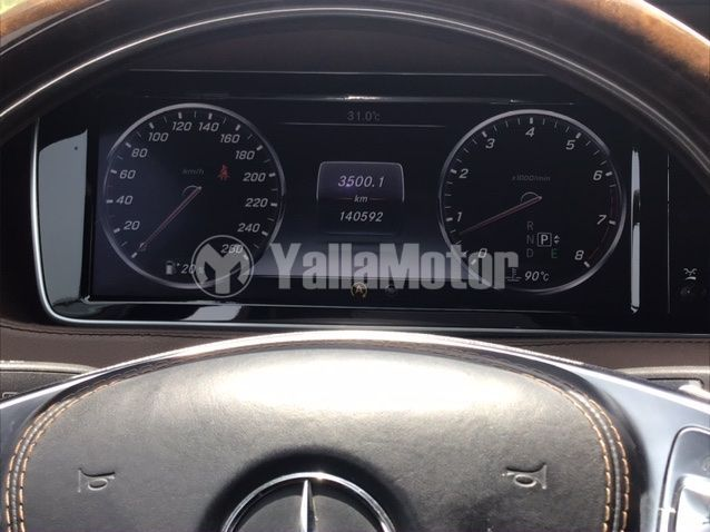 Used Mercedes-Benz S-Class 2015