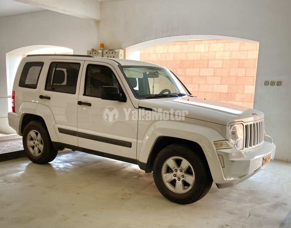 Used Jeep Cherokee 2012