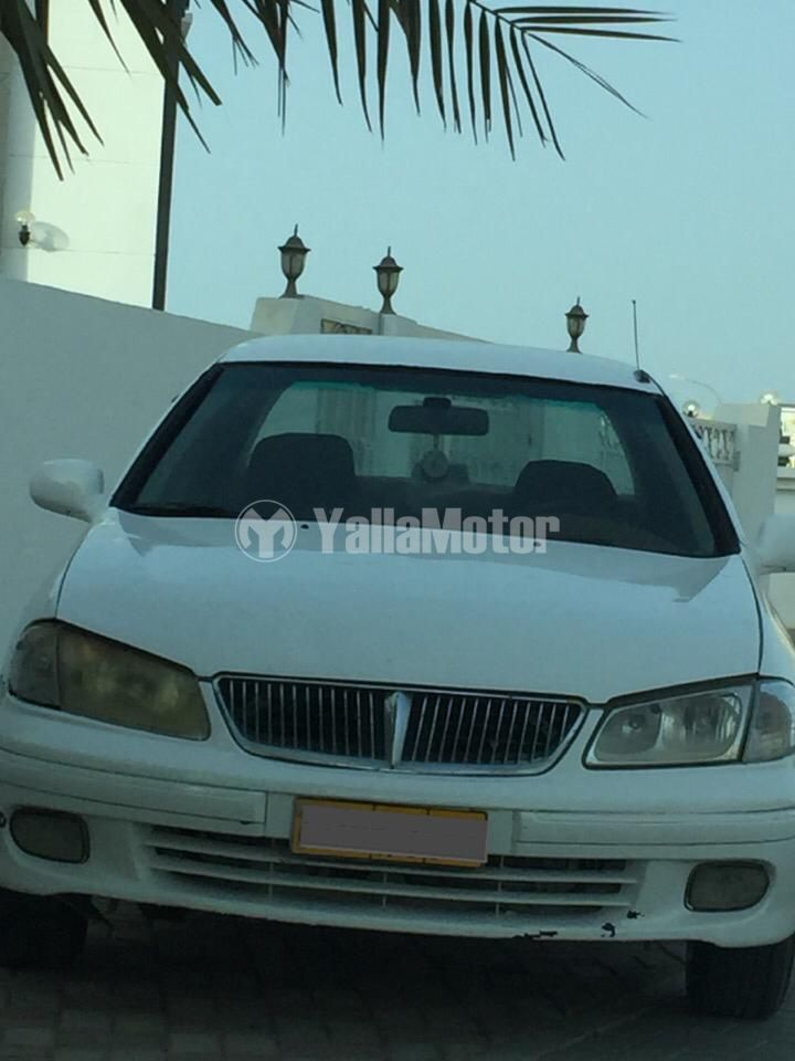 Used Nissan Sunny 2001