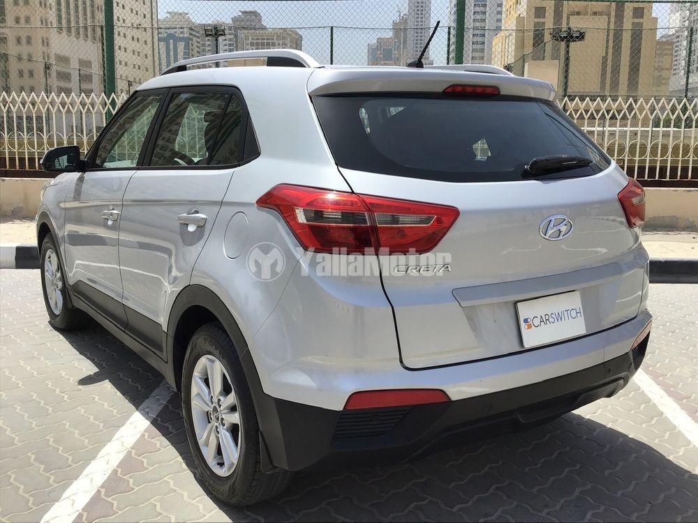 Used Hyundai Creta 2016