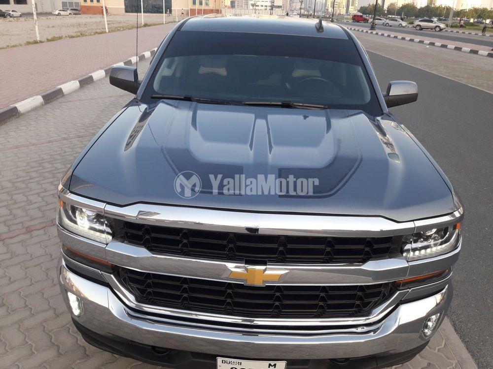 Used Chevrolet Silverado 1500 2016