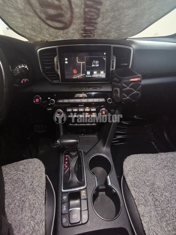 كيا سبورتاج GT Line 2016 مستعملة