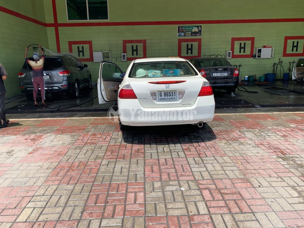 Used Honda Accord 2.4L EXL 2007