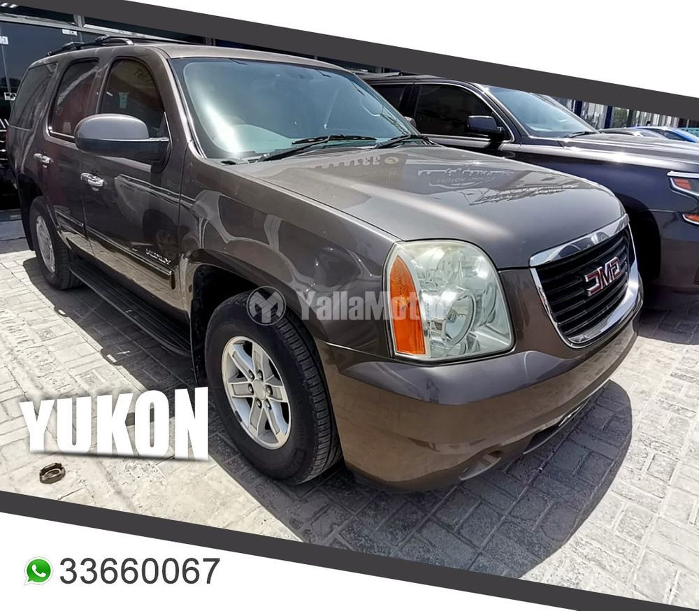 Used GMC Yukon 2012