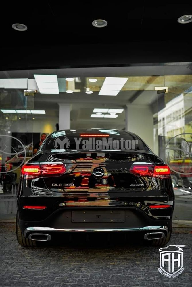 New Mercedes-Benz GLC Coupe 30 4MATIC 2020