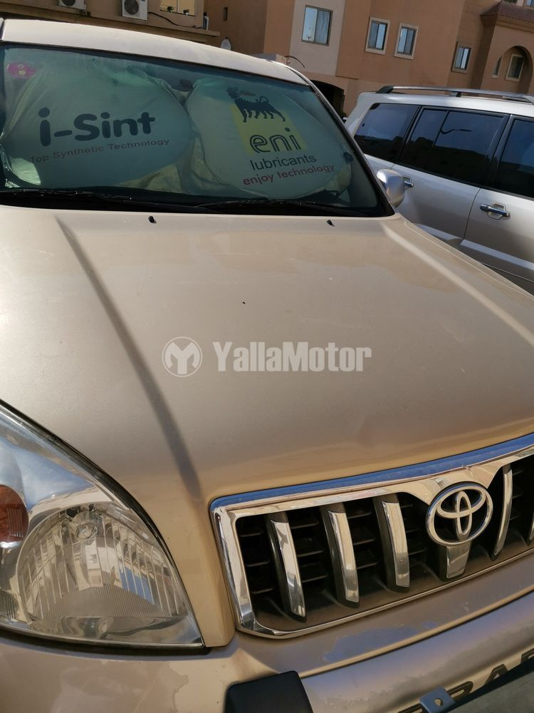 Used Toyota Land Cruiser Prado 5 Dor 2.7L (Automatic) 2008