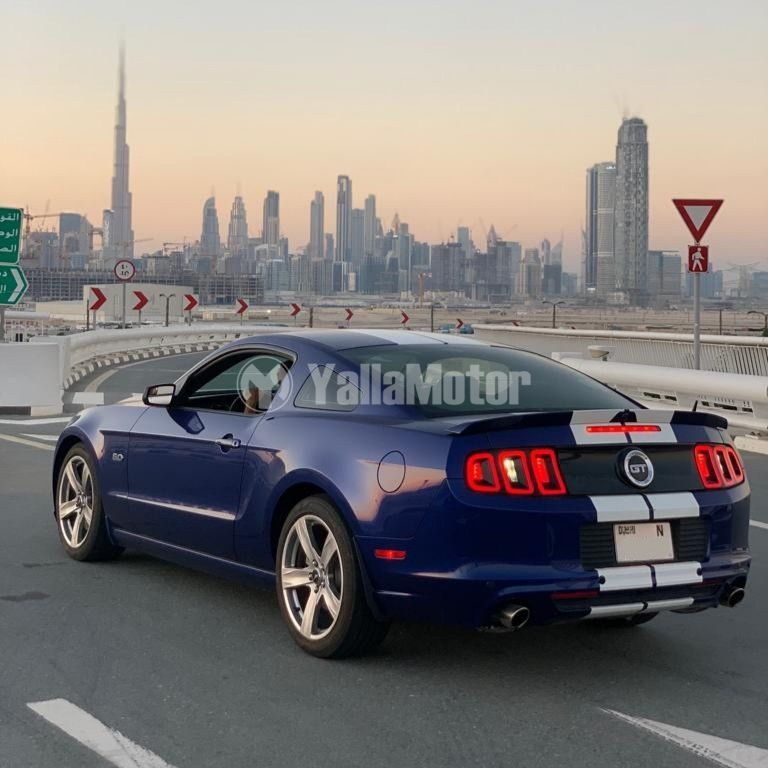 Used Ford Mustang 5.0L V8 Fastback GT 2013