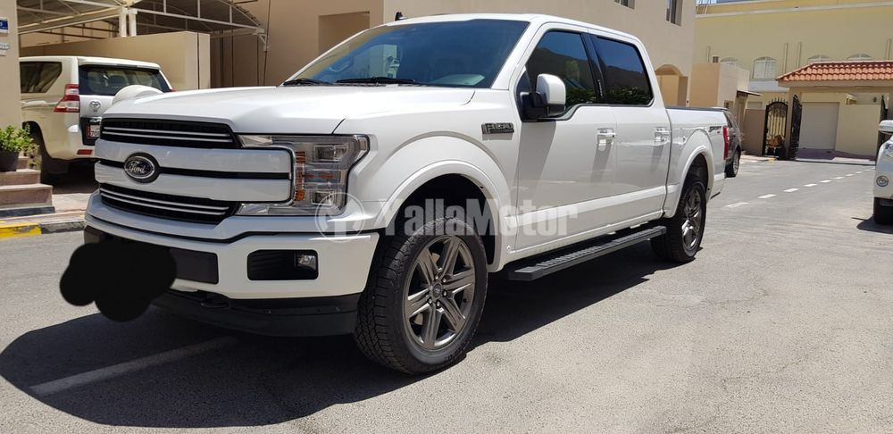 New Ford F-150 3.5L EcoBost Crew Cab Lariat FX4 (Luxury+Sports Pack) Special Edition 2020